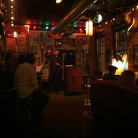 Photo taken at Sister Louisa's Church of the Living Room and Ping Pong Emporium by Lauren A. on 12/13/2012