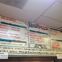 Photo taken at Rosa's Pizza by Lalain D. on 5/16/2013