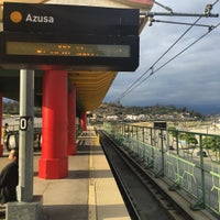 Photo taken at Metro Gold Line - Chinatown Station by Anthony W. on 5/9/2016