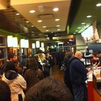 Photo taken at Mucho Burrito by Amanda M. on 11/15/2012