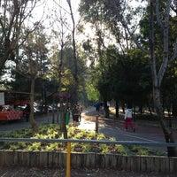 Photo taken at Parque Ecológico Los Coyotes by David A. on 1/28/2013