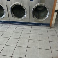 Photo taken at Sudz Laundromat by Tene W. on 12/30/2012