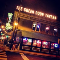 Photo taken at Green Door Tavern by Gwyn C. on 12/31/2012
