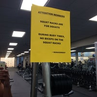 Photo taken at LA Fitness by Raymond R. on 1/30/2014
