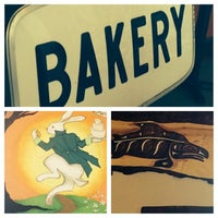 Photo taken at White Rabbit Bakery by James R. on 3/23/2014
