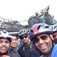 Photo taken at Pikes Peak Bike Tours by GօմԵհɑʍ Տ. on 7/3/2015