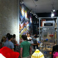 Photo taken at Lomography Gallery Store Austin by Brian S. on 12/2/2012