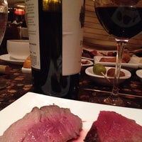 Photo taken at Chima Brazilian Steakhouse by Eat Drink & Be Philly on 10/6/2013