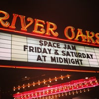 Photo taken at Landmark River Oaks Theatre by Jesus Z. on 5/26/2013