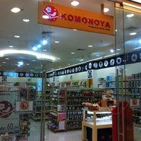 Photo taken at Komonoya by Sean.T on 10/30/2012