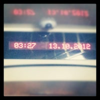 Photo taken at Nit Bus N14 - N16 by Andrés C. on 10/13/2012