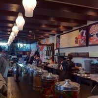 Photo taken at Max Brenner Chocolate Bar by David C. on 7/23/2013