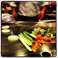 Photo taken at Kobe Japanese Steak & Seafood by Sergio A. on 10/8/2012