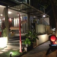 Photo taken at 9W Boutique Hotel by WuT S. on 12/29/2012