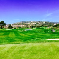 Photo taken at Monarch Beach Golf Links by Michael K. on 3/10/2016
