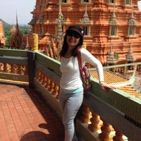 Photo taken at Wat Tham Kao Noi by Mor V. on 5/29/2016