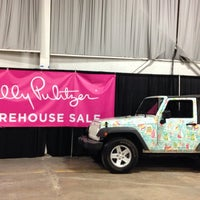 Photo taken at Lilly Pulitzer Warehouse Sale by Nicole P. on 6/6/2014