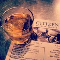 Photo taken at Citizen Public House by Jeremy B. on 3/4/2013