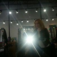 Photo taken at Topaz Salon by Tamala C. on 12/29/2015