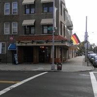 Photo taken at Max Bratwurst und Bier by Corey P. on 9/22/2012