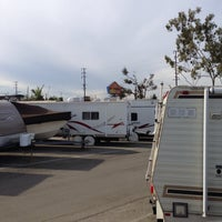 Photo taken at Cherry & Carson RV Storage by Michael S. on 1/21/2014