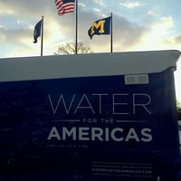 Photo taken at University of Michigan Dearborn by Water f. on 2/5/2014