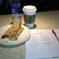 Photo taken at Starbucks by Michelle M. on 3/1/2013