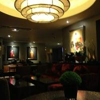 Photo taken at Radisson Blu Edwardian Hampshire Hotel by Rachel G. on 6/1/2013