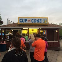 Photo taken at Cup and Cone by Elizabeth C. on 5/28/2014