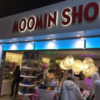 Photo taken at Moomin Shop by Mats C. on 9/22/2016