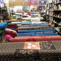 Photo taken at D I Dadabhay Fabrics by fm.no.mad/ZA on 9/25/2014