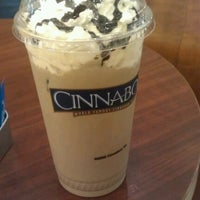 Photo taken at Cinnabon - Canal Walk by Anthea H. on 12/16/2012
