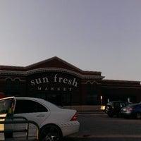 Photo taken at Marsh's Sun Fresh Market by Curtis U. on 7/21/2014
