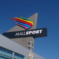 Photo taken at Mall Sport by Luis F. on 8/15/2013