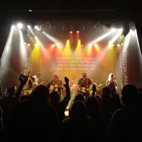 Photo taken at Hillsong NYC by Greg W. on 8/19/2013