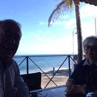 Photo taken at Praia das Palmeiras by Jaime C. on 4/8/2016