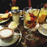 Photo taken at Café Gnosa by Ivy B. on 1/27/2013