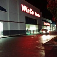 Photo taken at WinCo Foods by Jason U. on 11/15/2013