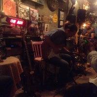 Photo taken at Adhere the 13th Blues Bar by Kwangiiz J. on 6/24/2016