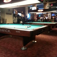 Photo taken at Rialto Poolroom Bar & Cafe by Kevin L. on 1/5/2013