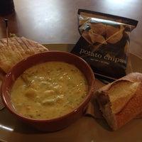 Photo taken at Panera Bread by Marissa M. on 3/30/2014