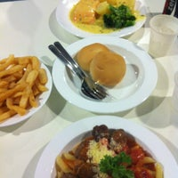 Photo taken at IKEA Restaurant by JamJam B. on 10/22/2012