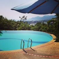 Photo taken at Baan Suan Sook Resort by Roman K. on 2/4/2014