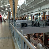 Photo taken at Bridgewater Commons Mall by Abiola I. on 4/30/2013