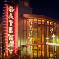 Photo taken at Gateway Film Center by Gateway Film Center on 1/28/2014