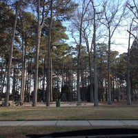 Photo taken at Bayville Farms Park by Alicia C. on 12/9/2012