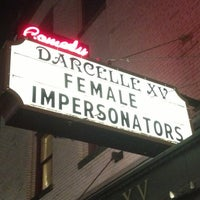 Photo taken at Darcelle's XV Showplace by Matthew M. on 1/27/2013