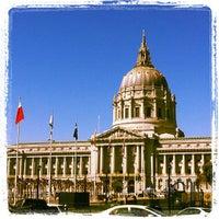 Photo taken at San Francisco City Hall by Pamela N. on 4/11/2013