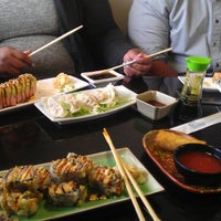 Photo taken at Koishi Sushi Bar And Fine Chinese by Devin C. on 3/1/2014
