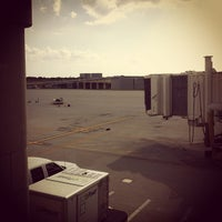 Photo taken at Gate A5 by Lionel G. on 4/23/2013